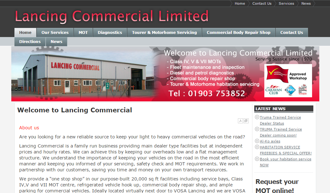 Lancing Commercial